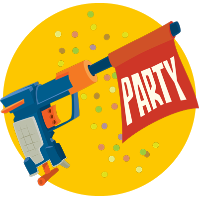 nerf_party